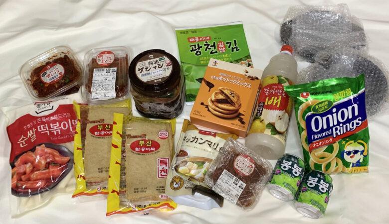 韓国食品を通販【ソウル市場】で購入してみた!カンジャンケジャンなど